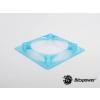 Bitspower Fan Adapter 120mm -> 80/92mm - UV Kék (BP-FA1208090-UVBL)