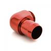 Bitspower Fitting Winkel G1/4, 13 mm - vérvörös