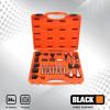 Black 24 részes generátor szerelőkulcs 14026