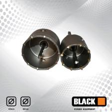 BLACK 2 db-os koronafúró szett (65mm, 80mm) 21102 fúrószár