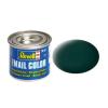 Black-green matt makett festék Revell 32140