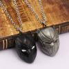 Black Panther (Infinity War) medál nyaklánccal, ezüst