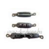 Blackberry 8100 oldalgombok ezüst*