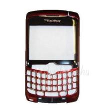 Blackberry 8300, 8310, 8320 előlap piros mobiltelefon előlap