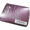 BlackBerry Blackberry 9300 akkufedél lila*