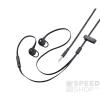 BlackBerry HDW-49299-005 sztereó headset, 3.5mm jack, fekete, gyári csomagolt