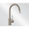 Blanco MIDA-S SILGRANIT kihúzható perlátoros mosogató csaptelep (tartufo, 521460)