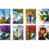 Blasetti Füzet -Color World-6281- A/4 42l 80gr KOCKÁS BLASETTI 10db/cs