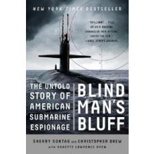 Blind Man's Bluff – Sherry Sontag, Christopher Drew, Annette Lawrence Drew idegen nyelvű könyv