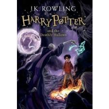 Bloomsbury J. K. Rowling: Harry Potter and the Deathly Hallows gyermek- és ifjúsági könyv