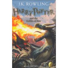 Bloomsbury J. K. Rowling: Harry Potter and the Goblet of Fire gyermek- és ifjúsági könyv