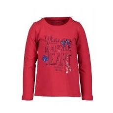 Blue Seven lány póló 92 piros