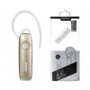 Bluetooth headset, Remax RB-T8, arany, bliszteres