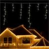Blumfeldt Dreamhouse karácsonyi fényfüzér, 8 m, 160 LED, meleg fehér, hóhullás hatás