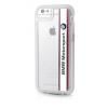 BMW BMW iPhone 6/6S Motorsport Shockproof Hard Vertical Logo hátlap, tok, fehér