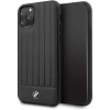 BMW iPhone 11 Pro BMHCN58POCBK csíkos fekete kemény bőrtok