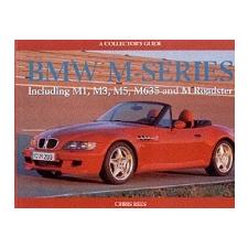 BMW M Series – Chris Rees idegen nyelvű könyv