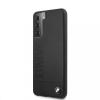 BMW tok Fekete (BMHCS21MSLLBK) Samsung S21+ készülékhez