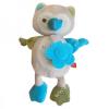 Bobobaby plüss játék rágókával - Bagoly