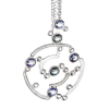 Boccadamo Jewels - bronz nyaklánc-Bloom