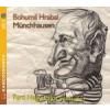 Bohumil Hrabal MÜNCHHAUSEN - HANGOSKÖNYV
