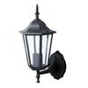 - Bolive Up kültéri oldalfali lámpa (E27) fekete