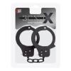 BONDX METAL CUFFS - BLACK T