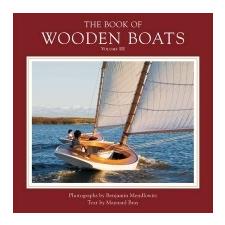 Book of Wooden Boats – Benjamin Mendlowitz idegen nyelvű könyv