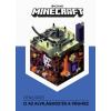Bookline Könyvek Minecraft - Útmutató az Alvilághoz és a Véghez