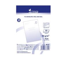 Borítékcsomag TC4 szilikonos VICTORIA 10 db IBI29 boríték