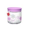 Bormioli Rocco 04267 Üveg tetővel lila