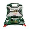 Bosch 103 részes X-Line készlet, titán