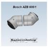 Bosch AZB 608/1 45°-os ív (2 darab), ? 80/125 mm