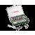 Bosch Csavarozófej és dugókulcs készlet., 27 részes