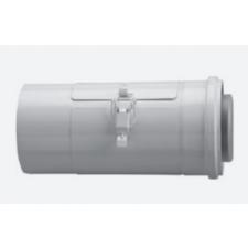 Bosch FC-CR60 tisztító nyílás egyenes kivitelben, függőleges elvezetéshez 60/100 mm L=220 mm (régi cikkszám: AZB 907) hűtés, fűtés szerelvény
