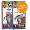 Bosch High Premium concept 2 x nagytasakos Bosch Junior vegyes csomagban - Junior bárány & rizs / Medium Junior