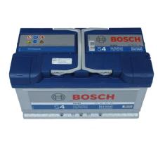 Bosch S4 akkumulátor 12v 80ah jobb+ autó akkumulátor