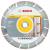 Bosch Standard for Universal kivitel 230 x 22,23 mm Gyémánt darabolótárcsa