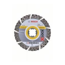 Bosch X-LOCK Gyémánt-vágókorong Best for Universal o 125 x 22,23 x 2,2 x 12 mm,  (2608615161) csiszolókorong és vágókorong