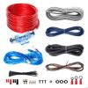 Boss Audio KIT2 RCA kábel telepítő készlet