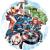 Bosszúállók Avengers, Bosszúállók fólia lufi 43 cm