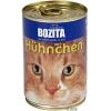 Bozita konzerv macskaeledel 6 x 410 g - Garnélaráktartalmú