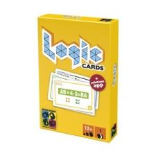 Brain Games Brain Games Logic Cards, sárga társasjáték