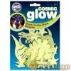 Brainstorm Cosmic Glow Foszforeszkáló Dinoszauruszok