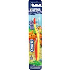Braun Oral-B Stages 2 fogkefe gyerekeknek 1db fogkefe