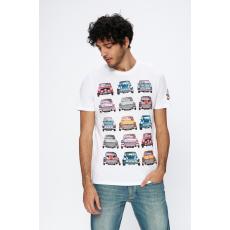 Brave Soul - T-shirt - fehér