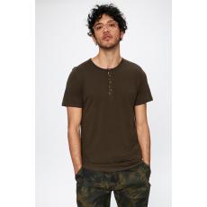 Brave Soul - T-shirt - oliva színű