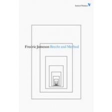 Brecht and Method – Fredric Jameson idegen nyelvű könyv