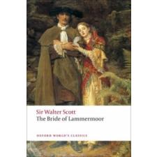Bride of Lammermoor – Walter Scott idegen nyelvű könyv