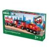 BRIO Sürgősségi tűzoltó vonat 33844 Brio
